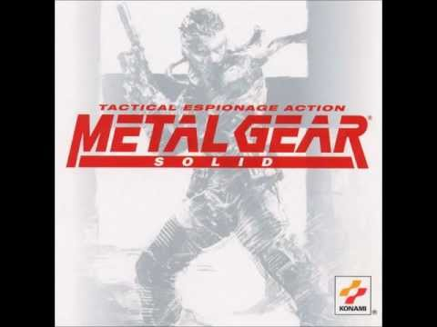 Metal gear solid Alert Theme