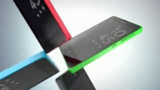 Реклама Nokia X - Смартфон для Андройд-приложкний