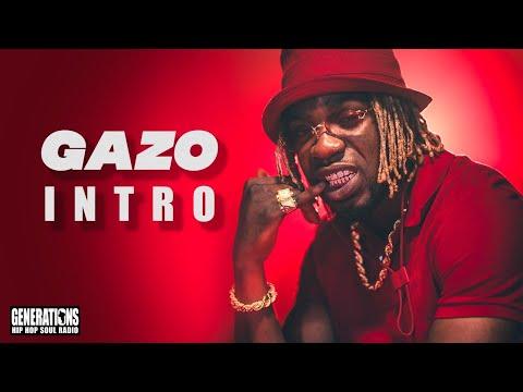 Youtube: Gazo – Intro (Generations Live)
