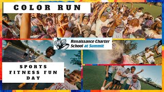 Sports Fitness Fun Day | Reniassance at Summit | Color Run