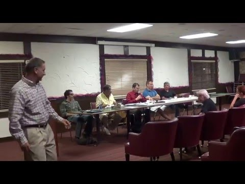 9/29/15 International Village Board of Directors meeting Pt 1