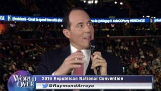 World Over - 2016-07-21 – Eric Trump with Raymond Arroyo