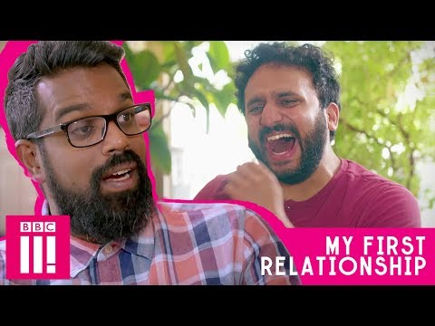 My First Relationship | Romesh Talks To Nish Kumar About Growing Up