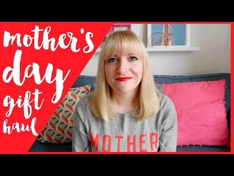 MOTHER'S DAY GIFT HAUL - GORGEOUS PRESENT IDEAS FROM ETSY, THE BONNIE MOB, THE BODY SHOP & MORE!