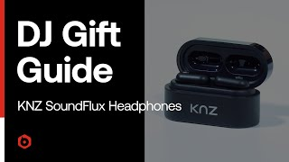 KNZ SoundFlux Headphones | DJ Gift Guide