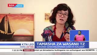 Tamasha Za Wasanii Tanzania: Wasanii wa fani za muziki, uchoraji na densi wakongamana Dar Es Salaam