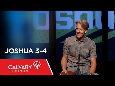 Joshua 3-4 - Skip Heitzig