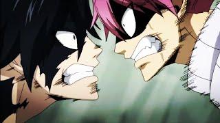 Fairy Tail Final Season [AMV] Natsu END Vs. Gray Devil Slayer ᴴᴰ