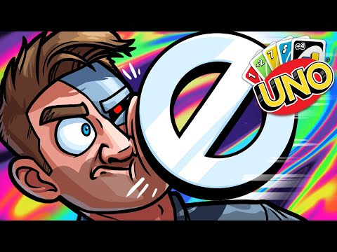 Uno Funny Moments - Skipping Into Oblivion