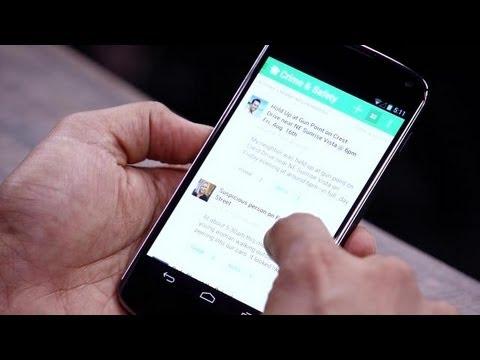 Nextdoor the Neighborhood Social Network Launches Android App