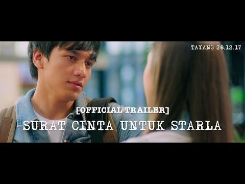Official Trailer SURAT CINTA UNTUK STARLA (2017) - Jefri Nichol, Caitlin Halderman