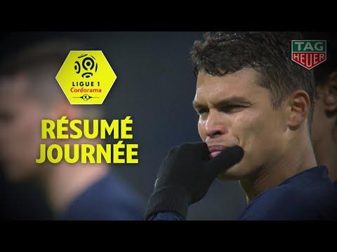 Résumé 23ème journée - Ligue 1 Conforama / 2018-19