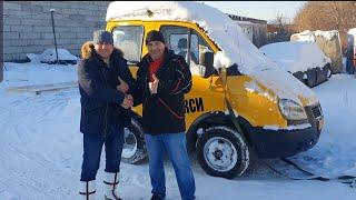 Гибрид в Сибири, это КОНЕЦ, стрельба, авторынок, Гараж 54