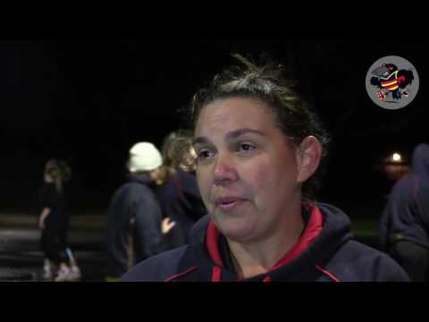 Longwarry yarn about their Indigenous Round