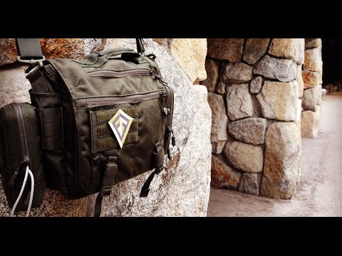 35f9f157da01 The Summit Side Satchel. First Tactical