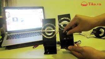 Đập hộp Loa máy tính Camac CK-878
