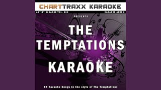 Just My Imagination (Karaoke Version In the Style of the Temptations)