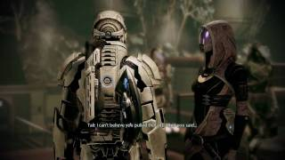 Mass Effect 2: Tali's Treason (Renegade Speech) - Loud Vol