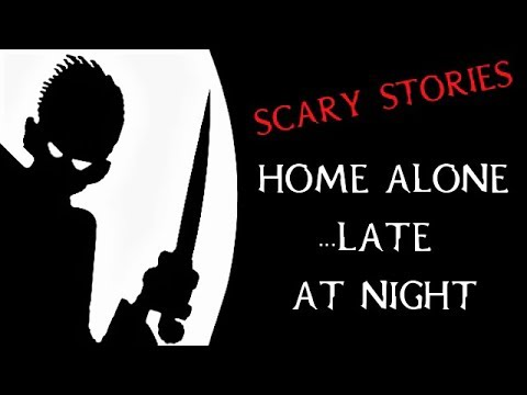 True Home Alone Stories | Burning Candle Video | (Scary Stories)