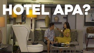 Gara-gara Asian Games Hotel Ini Dibangun