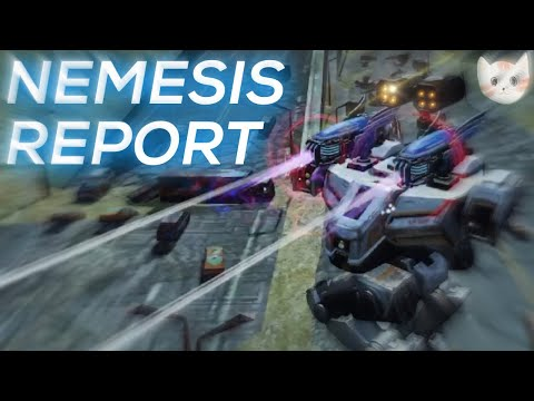 Download [WR Nemesis] x5 DMG INCREASE - Are we sleeping on the Nemesis?   War Robots 7.2 MK3