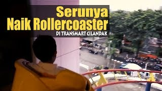Main Rollercoaster di Transmart Cilandak