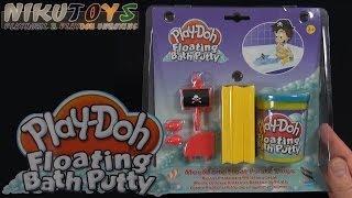 play doh floating bath putty schwimmknete