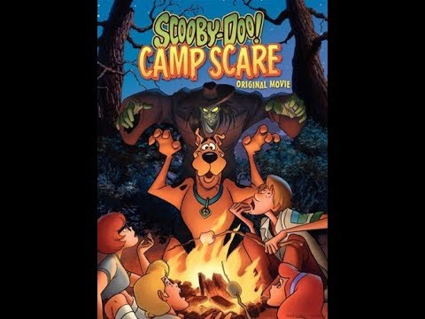 Мультфильм скуби ду история летнего лагеря
