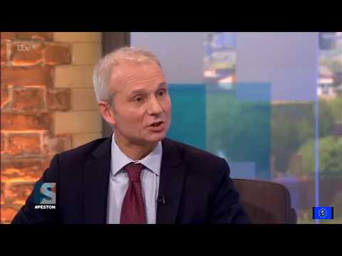 Brexit fallout: David Lidington on UK red lines, housing and Trump trade wars