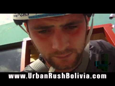 Urban Rush Bolivia - The Rush of your life!