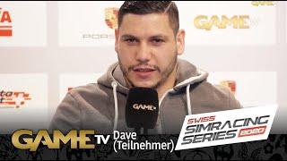 Game TV Schweiz - Dave | Teilnehmer | 1. Swiss Simmracing Series 2020 Qualifikation