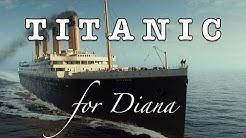 ++ TITANIC Slot Machine ++ For Diana ++ Bonuses & Wins - Bally Game - Casino Pokie Wins