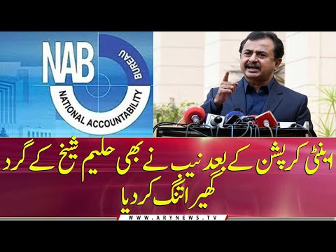 NAB launches investigation against PTI leader Haleem Adil Sheikh