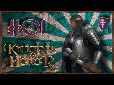 Let's Funk King Play Knights Of Honor #01 Byzantine Empire