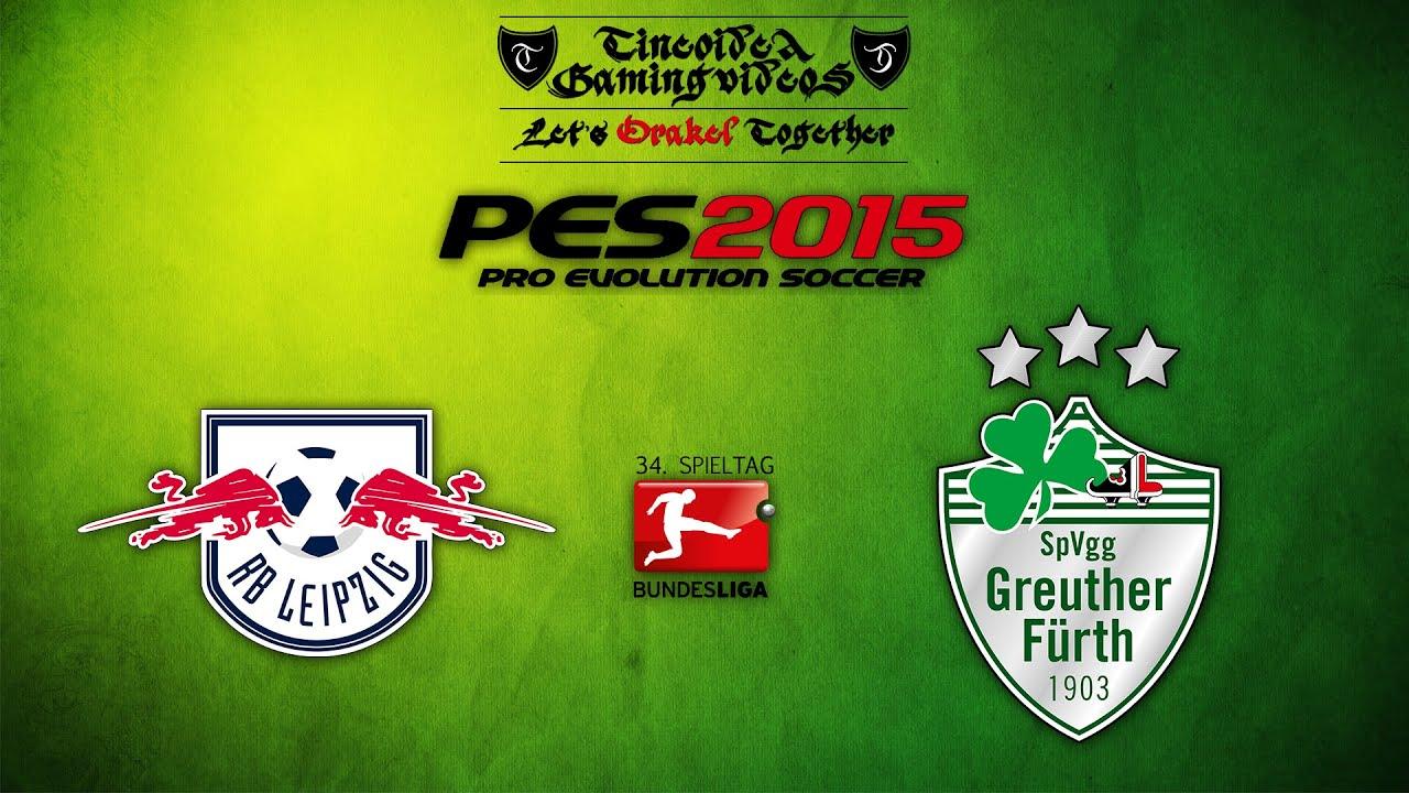 Rb Leipzig Greuther Fürth 34 Spieltag Bundesliga Orakel Pes