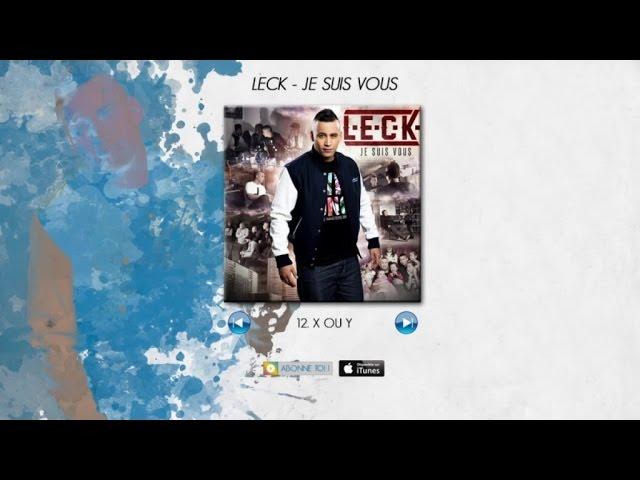 LECK GRATUIT MP3 TÉLÉCHARGER XPTDR