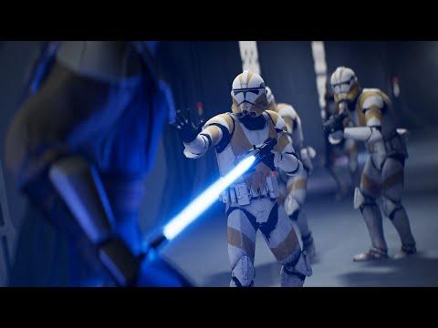 Order 66 Extended CINEMATIC 4K - Star Wars Jedi Fallen Order [Spoilers]