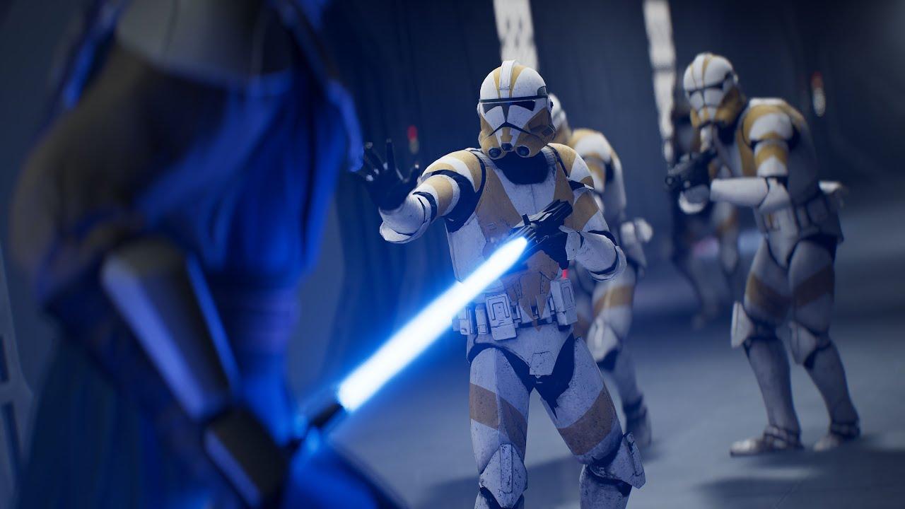 Order 66 Extended Cinematic 4k Star Wars Jedi Fallen Order Spoilers Youtube