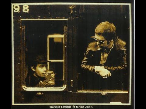 Elton John & Mick Ronson - Madman Across the Water (1970) With Lyrics!
