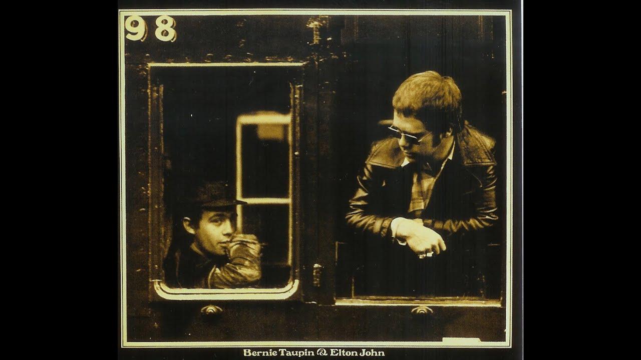 Elton John & Mick Ronson - Madman Across the Water (1970) With ...