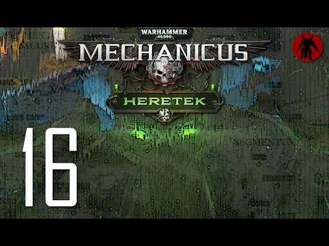 Warhammer 40,000 Mechanicus - Heretek #16