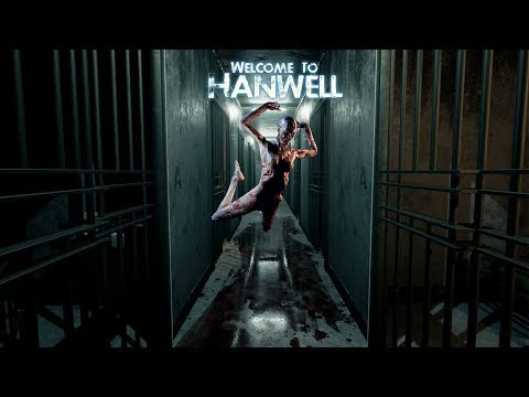 Welcome To Hanwell Ending • Horror Game Live Stream