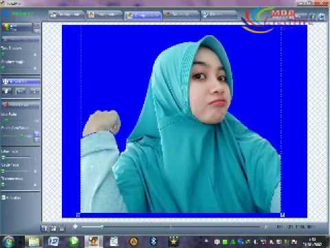 cara edit background foto jadi transparan dan warna dengan ...