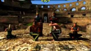 Gameplay - Martial Arts Capoeira