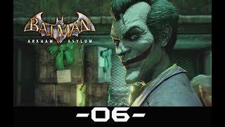 BATMAN RETURN TO ARKHAM -ARKHAM ASYLUM- #6