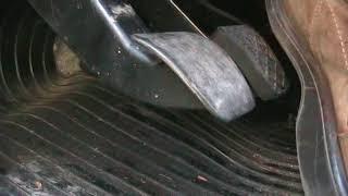 Проваливается педаль тормоза до середины Mercedes Benz w 210