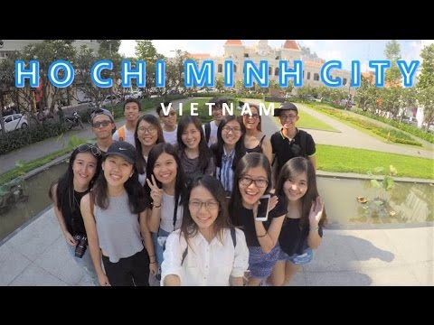 Travel With Me To - HO CHI MINH CITY, VIETNAM [PART 1] | #JessXTravel