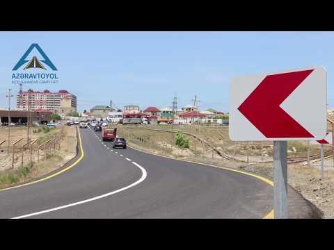 Binəqədi-Mehdiabad yolu yenidən qurularaq istifadəyə verildi