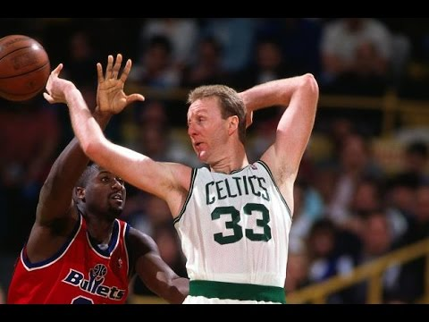 Larry Bird Greatest Passer of All Time