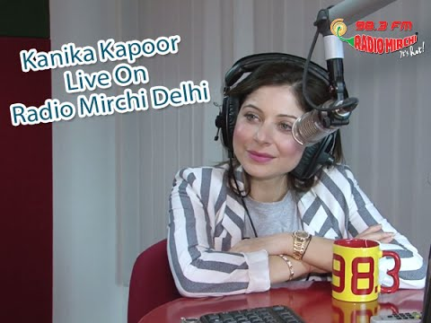 Kanika Kapoor Live on Radio Mirchi Delhi with RJ Naved | Radio Mirchi